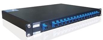 16ch cwdm mux/demux module